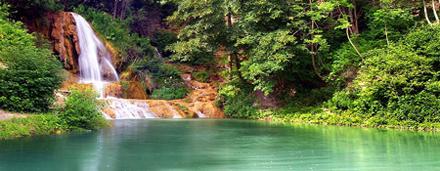 Ručne triedený katalóg mojimi fotografií s tématikou vodopádov, jazier, riek, alebo horských potôčikov.