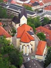 Rímsko-katolícky kostol v Trenčíne, Slovensko