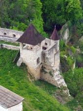 Opevnenie Trenčianskeho hradu, Slovensko