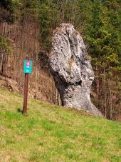 Päsť Juraja Jánošíka, prírodná pamiatka, Slovensko