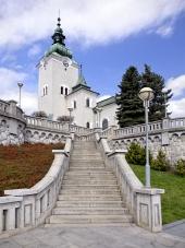 Kostol svätého Ondreja, Ružomberok, Slovensko