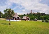 Skanzen a hrad v Starej Ľubovni, Slovensko