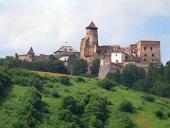Kopec s Ľubovnianskym hradom