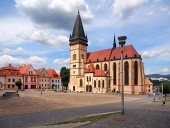 Bazilika Svätého Egídia, Bardejov, Slovensko