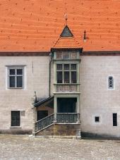 Vzácny arkier v Bardejove, Slovensko