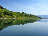 Les sa odráža v Liptovskej Mare, Slovensko