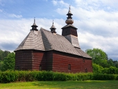 Vzácny kostol v Starej Ľubovni na Spiši