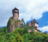 Veže Oravského hradu