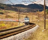 Železnica a vlak