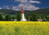 Lúka a starý kostol