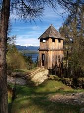 Starodávne keltské opevnenie na kopci Havránok