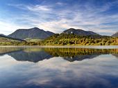 Zrkadlenie hôr v Liptovskej Mare