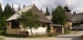 Starodávna drevená architektúra