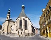 Kostol v Banskej Štiavnici