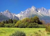 Vysoké Tatry v lete, Slovensko