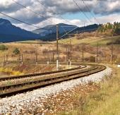 Prázdna železničná trať