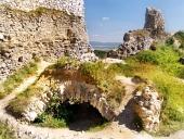 Katakomby na Čachtickom hrade