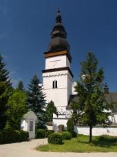 Rímskokatolícky kostol svätého Matúša