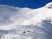 Najvyššie položená zjazdovka vo Vysokých Tatrách