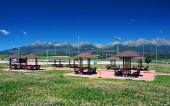 Prístrešky a parkovacie miesta vo Vysokých Tatrách
