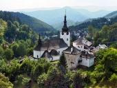 Kostol Premenenia Pána, Špania Dolina