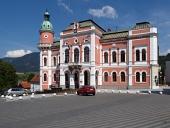Radnica v Ružomberku, Slovensko