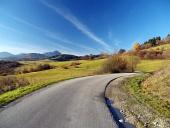 Jesenná cesta na Liptov, Slovensko