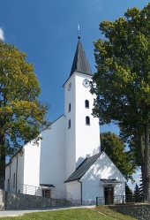 Kostol svätého Šimona a Júdu v Námestove