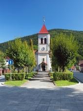 Kostol svätého Jána Nepomuckého