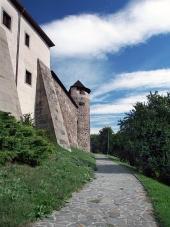 Park pod Zvolenským zámkom, Slovensko