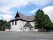 Kostol v Kežmarku