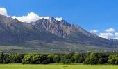 Lomnický štít vo Vysokých Tatrách