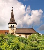 Zvonica Oravského hradu