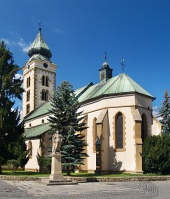 Kostol v Liptovskom Mikuláši