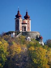 Kalvária na kopci Ostrý vrch, Slovensko