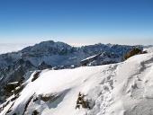 Výhľad z Lomnického štítu