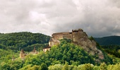 Všetky budovy Oravského hradu
