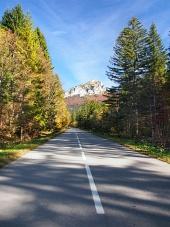 Cesta k Veľkému Rozsutcu na Slovensku