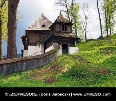 Leštinský kostol zapísaný v UNESCO, Orava, Slovensko