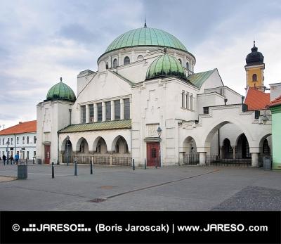 Trenčianska synagóga, Slovensko