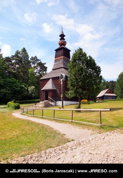 Drevený kostol v Starej Ľubovni, Slovensko