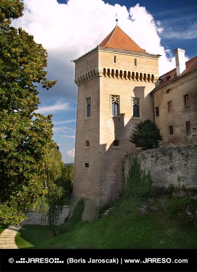Veža Bojnického zámku