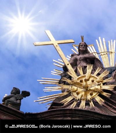 Slnko a kríž