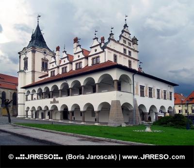 Stará radnica v Levoči, Slovensko