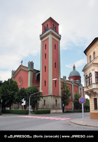 Nový evanjelický kostol v Kežmarku