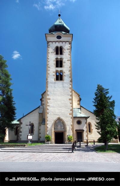 Rímskokatolícky kostol svätého Mikuláša