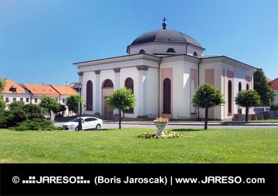 Evanjelický kostol v stredovekej Levoči