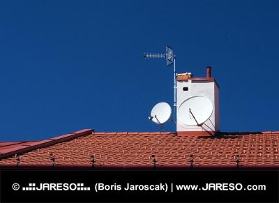 Satelity na streche