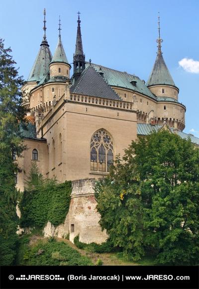 Kaplnka na Bojnickom zámku