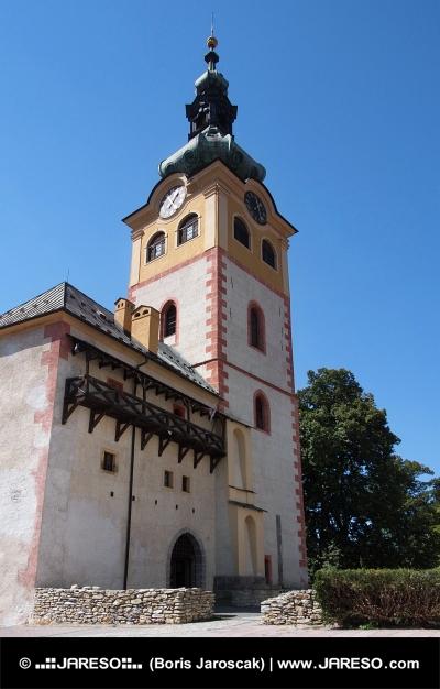 Veža banskobystrického mestského hradu